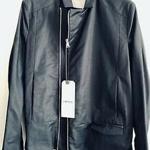 Rrp 500 Low Brand Italy Jacket 2/m Leather inserts.similar to Sandroapcacne Photo