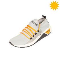 Rrp 110 Diesel S-Kb Slg Knitted Sneakers Size 42.5 Uk 8.5 Us 9.5 Sock Like Logo Photo