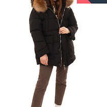 Rrp 1290 Dsquared2 Down Puffer Jacket Size 38 / Xs Raccoon & Goat Fur Trim Hood Photo