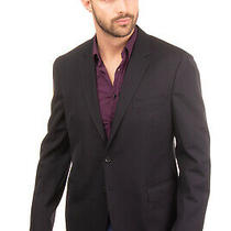 Rrp 1625 Valentino Virgin Wool Blazer Jacket Size 54 / 2xl Notch Lapel Collar Photo