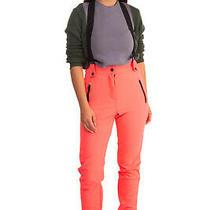 Rrp 175 Topshop Ski Trousers Size 6  Detachable Suspenders Zipped Cuffs Photo
