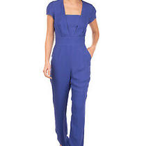 Rrp 205 Armani Jeans Jumpsuit Size 48 / Xxl Gathered Detachable Bandeau Photo