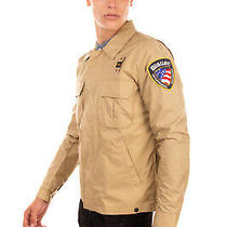 Rrp 235 Blauer Ranger Jacket Size S Patched Gusseted Shoulders Zipped Hem Photo