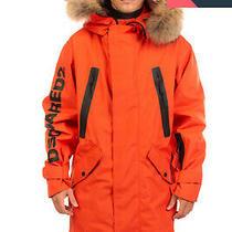 Rrp 2595 Dsquared2 Ski Parka Jacket Size 52 / Xl Raccoon Fur Trim Wired Hood Photo