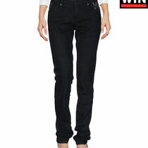 Rrp 520 Costume National Jeans Size 26 Stretch Garment Dye Made in Italy Photo