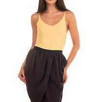 Rrp 590 Lanvin Tulip Skirt Size 36 / S Gathered Unlined Frayed Edges Hem Photo