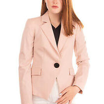 Rrp 770 Emporio Armani Blazer Jacket Size 40 / S Wool Blend Made in Italy Photo