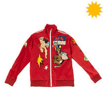 Rrp 940 Dolce & Gabbana Track Jacket Size 11-12y Patched Made in Italy Photo