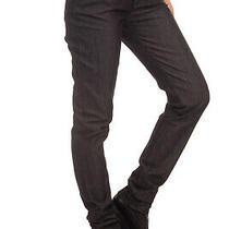 Rrp145 Armani Jeans Black Jeans Size 27 Embellished Pockets Zip Fly Regular Fit Photo