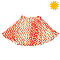 Rrp275 Missoni Kids Knitted Flare Skirt Size 6-7y / 122cm Zig Zag Made in Italy Photo