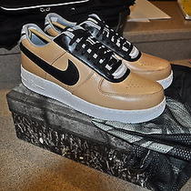Rt X Nike Air Force One Af1 Riccardo Tisci Tan Beige Givenchy Size 11.5 Photo
