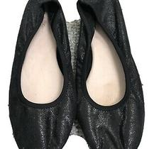 Ruby & Bloom  Nordstrom  Girls Black Ballet Flats  Size 4.5 Photo