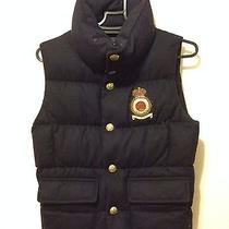 Rugby by Ralph Lauren Womens Down Feather Vest Photo