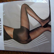 Runway Wolford Individual 10 Soft Control Top Tights M Midium Beige Nwt Photo