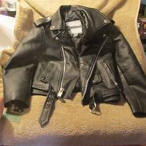 S Element Childrens Leather Jacket Size M Photo