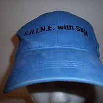 s.h.i.n.e. With Sage Shine Trucker Hat Baseball Cap Retro Unique Rare Photo