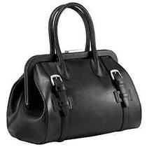 S.t. Dupont Audrey Hepburn Bag - Black - D-932224 Photo