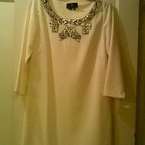 Sachin  Babi Ivory Dress Photo
