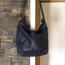Saddle River Navy Hobo Bag Photo
