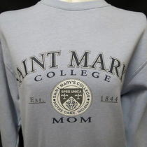 Saint Mary's College Mom Jansport Crew Neck Sweatshirt S Photo
