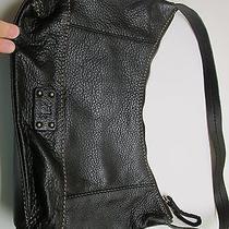 Sak Leather Hobo - Black Photo