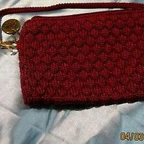 Sak Original Purse Nwt Christy Garnet  Photo