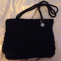 Sak Purse Black Crochet Photo