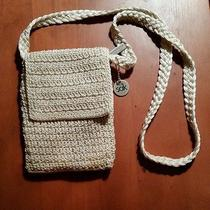 Sak Purse Ivory Knit  Photo