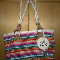 Sakroots Handbag Peace Print Photo