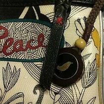 Sakroots Peace Nature Shoulder Bag/ Purse Photo