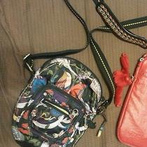 Sakroots Tropical 2 Bird Crossbody  Bag Photo