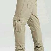 Sale 119 Guess Men Edison Fit - Chino Pants 34 Photo