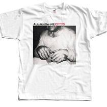 Sale Alexisonfire Crisis Music Dtg Print Men T Shirt White L  Photo