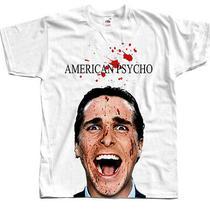 Sale American Psycho  Dtg Print Men T Shirt White L Photo