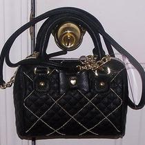 Sale Betsey Johnson Shot Beads Crossbody Mini Barrel Shoulder Bag Dome Xbody Photo