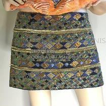 Sale Rare Summer  New Camilla Franks Kaftan Designer Rare Hand Beaded Skirt  Photo