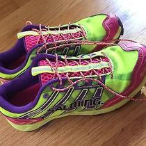 Salming Elements Women's Size 8 Trail Running Shoe Photo