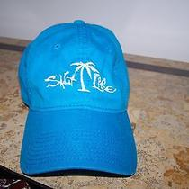 Salt Life Blue Cap Hat Photo