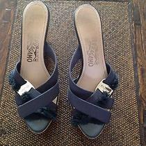 Salvatore Ferragamo 6.5 Blue Photo