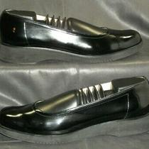 Salvatore Ferragamo Boutique Black Patent Leather Pumps Women's Shoes Size 9 2a Photo