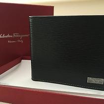Salvatore Ferragamo Men's Wallet Brand New in Box Photo