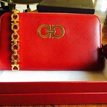 Salvatore Ferragamo Wallet and Bracelet Photo