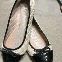 Sam Edelman Blush & Black Becka Flats Size 7 Photo