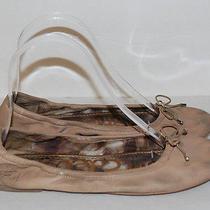 Sam Edelman Felicia Size 7 M Nude Ballet Flats Photo