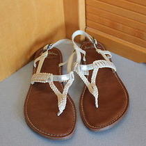 Sam Edelman for American Eagle Womens Strappy Sandals Size 10 M Photo