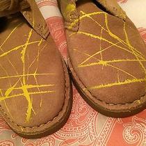 Sam Edelman Paint Splatter Boots Sz 6m Photo