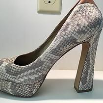 Sam Edelman Platform Heels Pumps Size 9.5 Photo