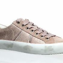 Sam Edelman Womens Baylee Blush/dusty Rose Fashion Sneaker Size 5 (313652) Photo