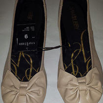 Sam & Libby Edelman Chelsea Fawn Ballet Leather Flat Shoes 9 Nwt Photo