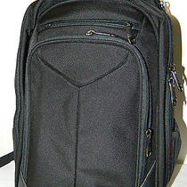 Samsonite Backpack and Laptop Compartment Black Photo